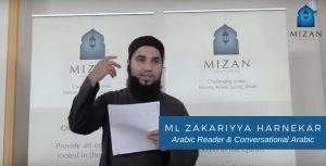 Arabic Reader & Conversational Arabic - Ml Zakariyya Harnekar