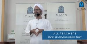 Quran 01: Juz Amma Quran Study - All Teachers