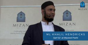 Sarf 02 al-Mazeed Feehi - Ml KHALIL HENDRICKS